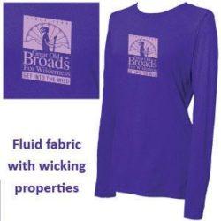 wicking purple