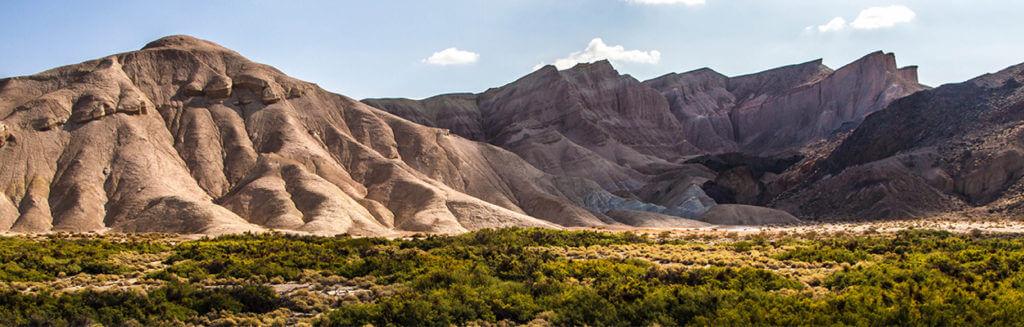 image of the Mojave desert