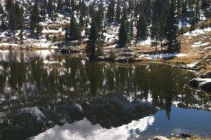 Columbine Lake, Indian Peak Wilderness, CO (USFS)