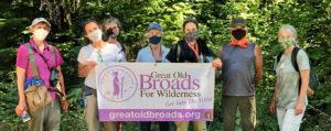 Broadband members in masks